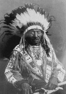 Portait de Red Cloud
